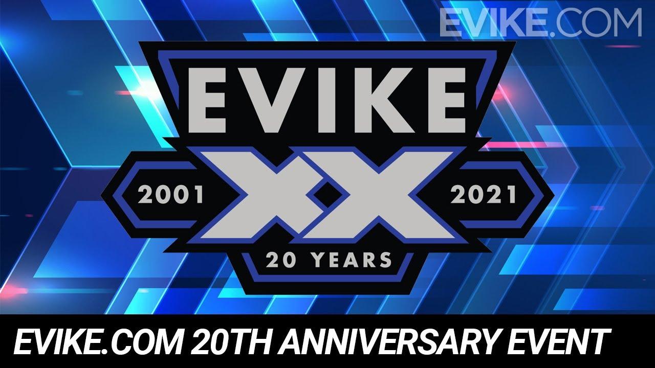 Evike.com 20th Anniversary Event Announcement