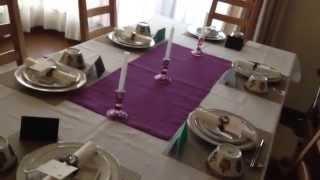 テーブルコーディネートとおもてなし料理教室へようこそ☆ テーブルコーディネート 検索動画 3