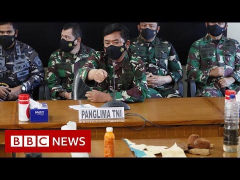 Indonesian submarine sank off Bali, navy says - BBC News