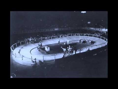 Audio Roller Derby 1972 Chiefs Vs  Red Devils