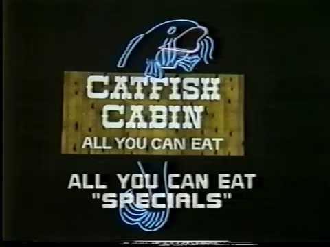 Video Catfish cabin albertville al menu