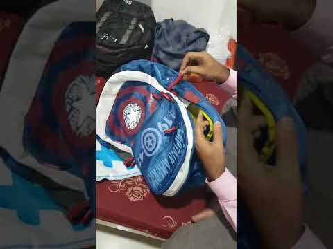 skybags backpack unboxing review   skybags backpack travelling bag unboxing review