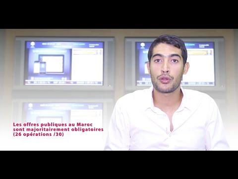 Encyclo-Bourse : Les offres publiques obligatoires sur le marché boursier marocain en chiffres