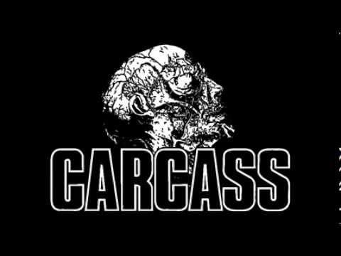 Carcass - Room 101 (Lyrics on Screen)