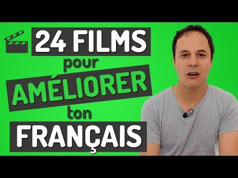 Apprendre le français grâce à des films français