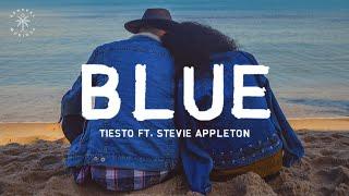 Download song Tiësto - BLUE (Lyrics) ft. Stevie Appleton