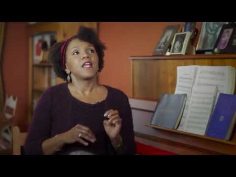 Carleen Anderson's Cage Street Memorial interview trailer