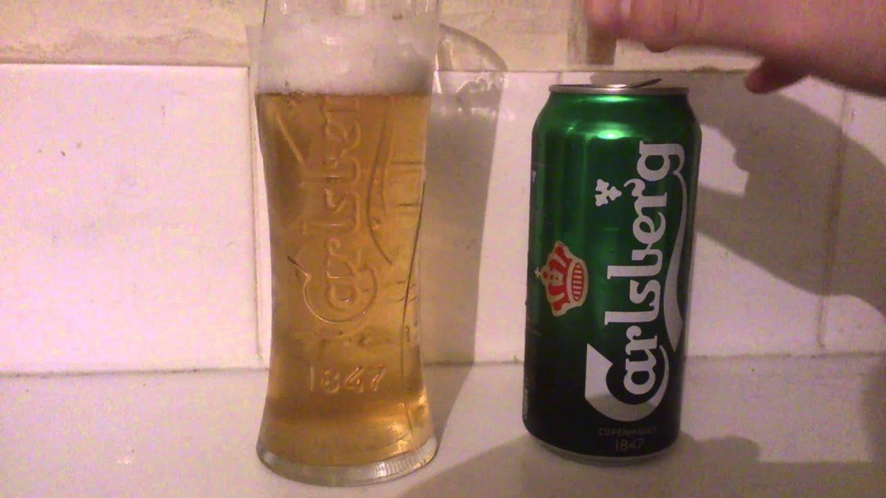 Carlsberg Beer Review