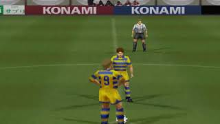 Winning Eleven 4 Master League #7 - Juventus Vs Parma