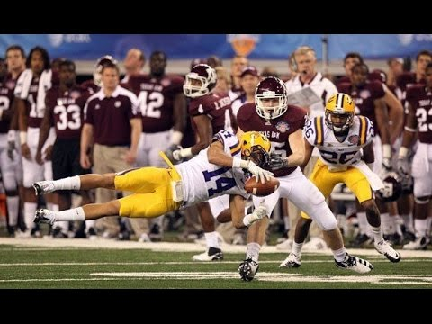 January 7, 2011 - Cotton Bowl - #11 LSU vs # 18 Texas A&M