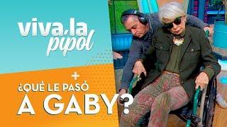 ¿Qué le pasó a Gaby Hernández? La actriz impactó en su regreso a Viva la Pipol