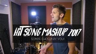 Hit Song MASHUP 2017 (Despacito, One Last Time & More)