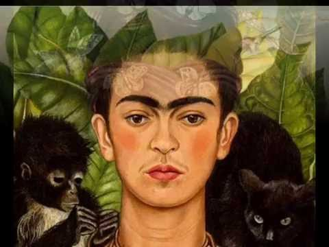frida kahlo su obra youtube. Black Bedroom Furniture Sets. Home Design Ideas