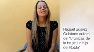 'Crónicas de la bruja: La hija del Roble' de Raquel Suárez Quintana