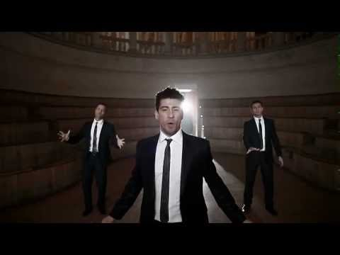 "The Italian Tenors ""Piccola e Fragile"" (Official Video)"