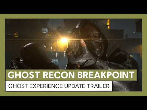 Ghost Recon Breakpoint: Ghost Experience Update Trailer