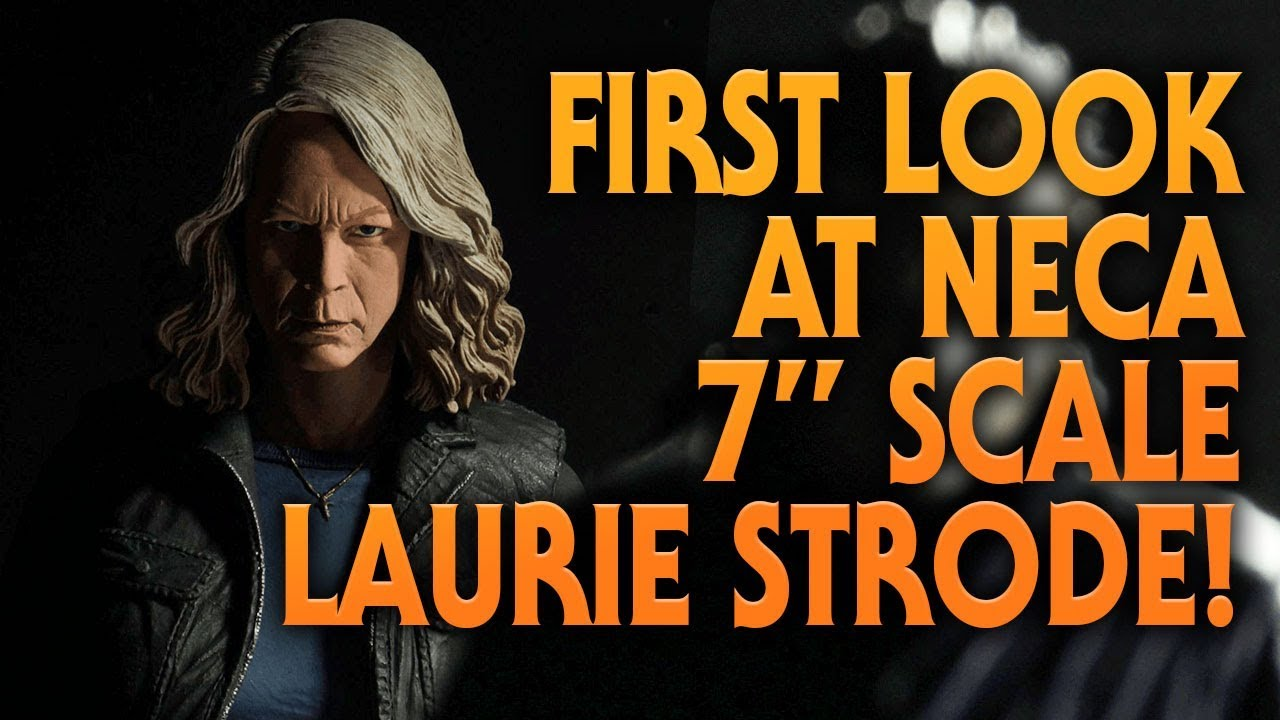First Look At Neca Halloween 2018 Laurie Strode 7 Scale Action