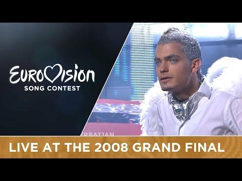 Elnur & Samir - Day After Day (Azerbaijan) Live 2008 Eurovision Song Contest