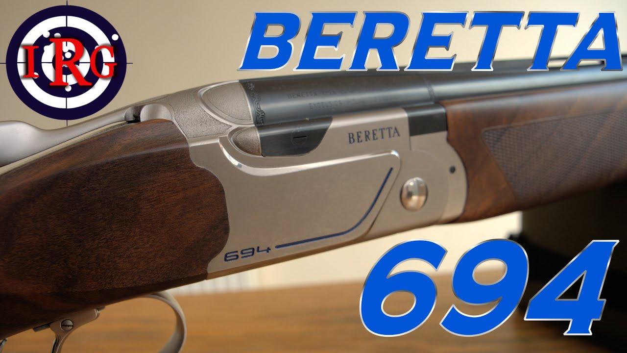 Download Beretta 694 Sporter Shotgun Review 4K