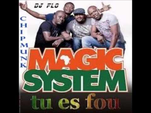 Magic System Tu Es Fou Chipmunk