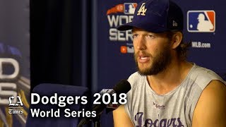 World Series 2018: Clayton Kershaw on his slider and legacy