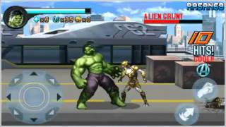 The Avengers - The Mobile Game part 3
