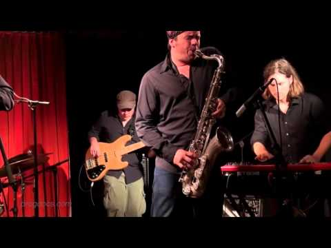 """The Wrong Object feat. Benoit Moerlen - Live performance of """"Spanish Fly"""""""