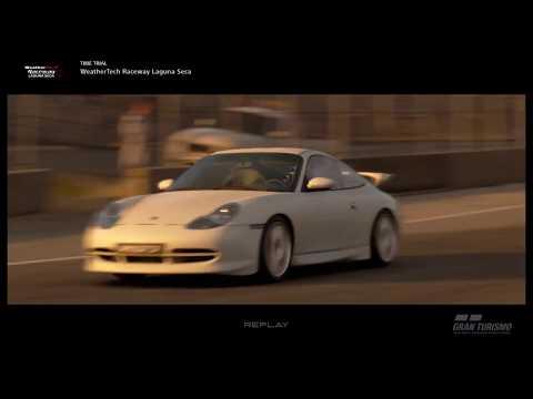 Porsche 911 GT3 (996) '01 Showcase [Gran Turismo Sport]