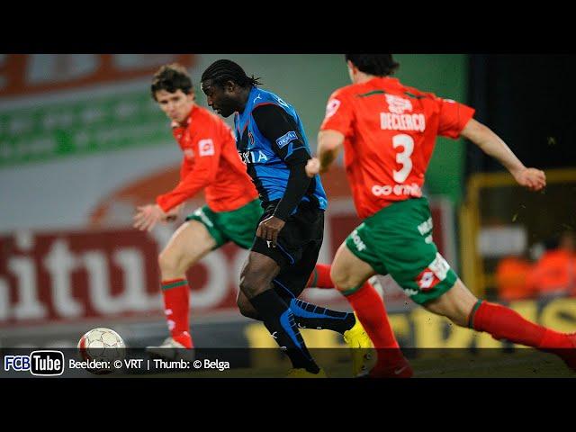 2009-2010 - Jupiler Pro League - 24. Zulte Waregem - Club Brugge 1-1