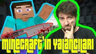 Minecraft'ın Yalancıları !!!  - Minecraft Deceit Mod