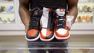 """Unboxing: Air Jordan 1 High """"Homage to Home"""""""