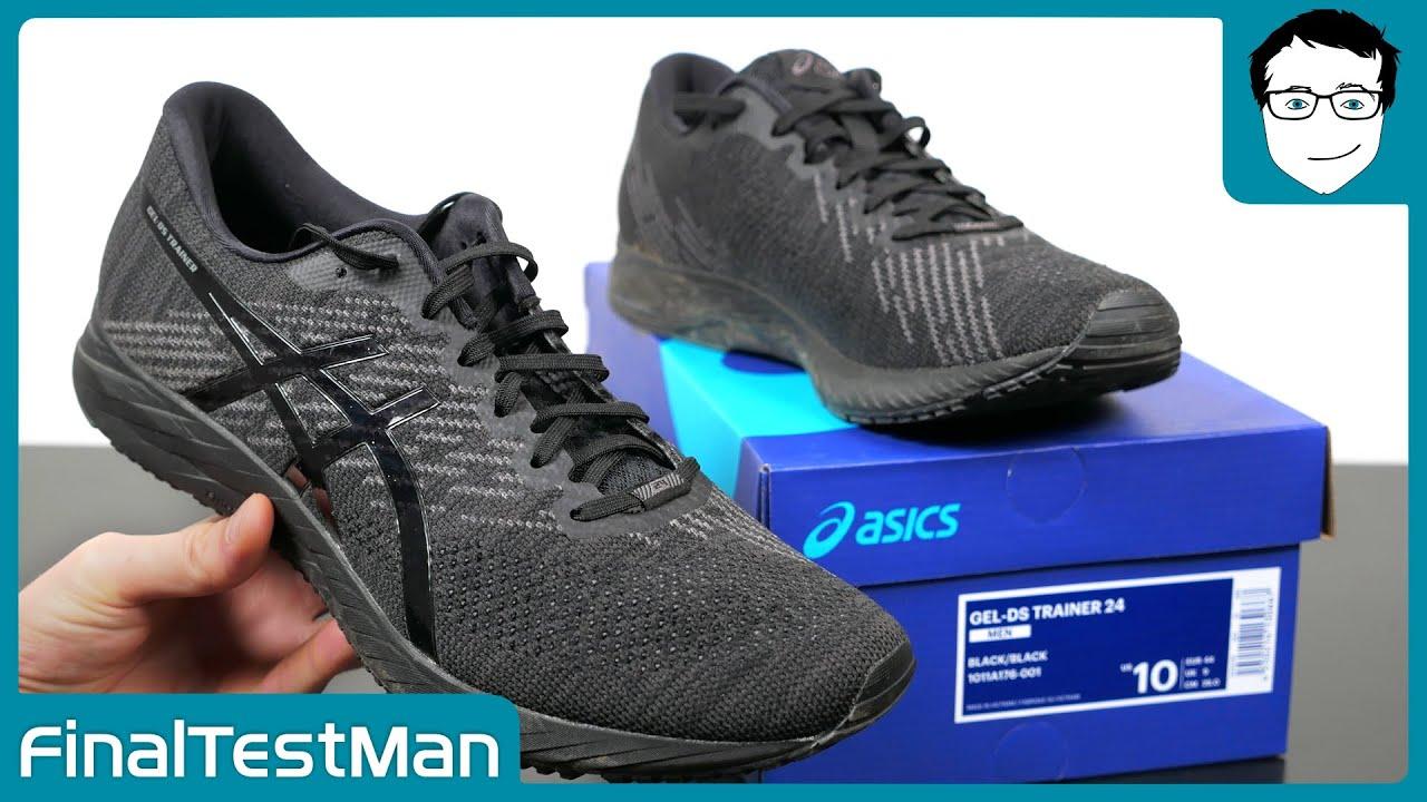 Asics Gel-DS Trainer 24 im Test - Was kann der Tempo Laufschuh? |  FinalTestMan