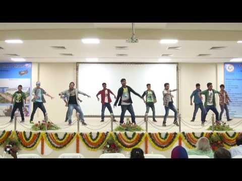 Mashup Song Boys Group Dance at CUTM IEEE Conference