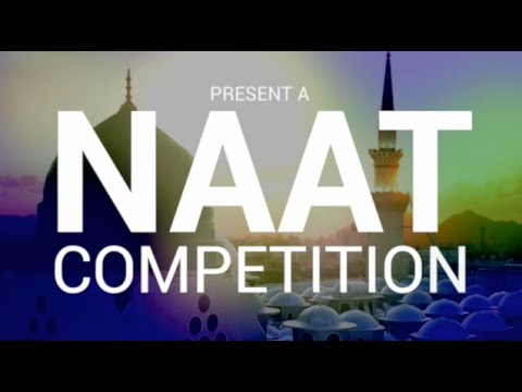 Youth Naat Competition 2016