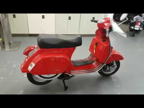 LML Star Lite 125 Milano Red New Unregistered For Sale PK Style