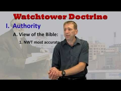 Basic Teachings of the Jehovah's Witnesses