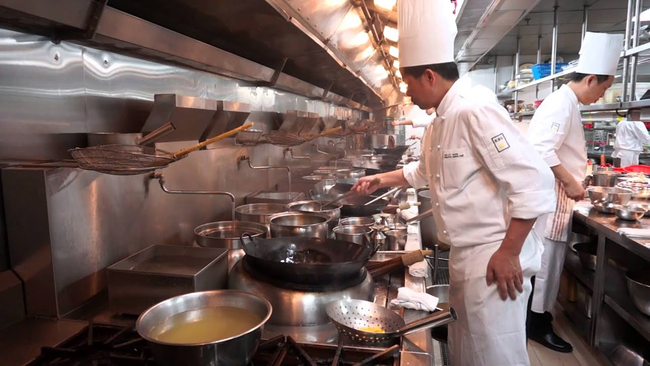Hotel Restaurant Kitchen Chef