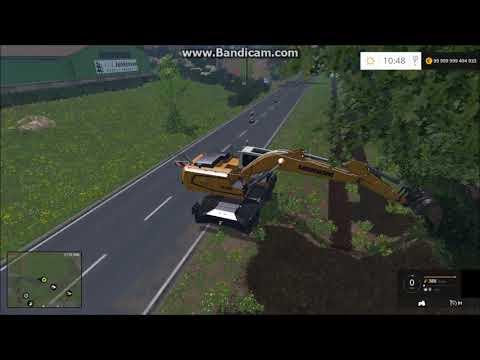 Farming Simulator 2015 | Map Window Travaux Publics | Épisode 2