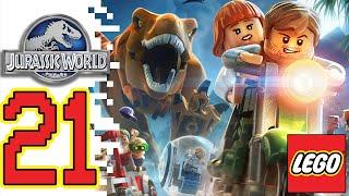 Lego Jurassic World - EP21 - Found Him!