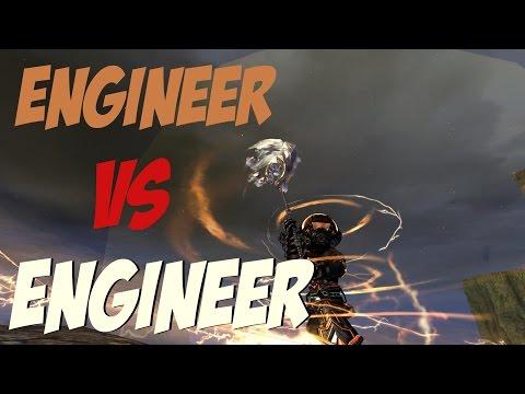 Engineer VS Engineer   Guild Wars 2