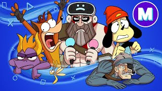 Sony PlayStation Cartoon Collection