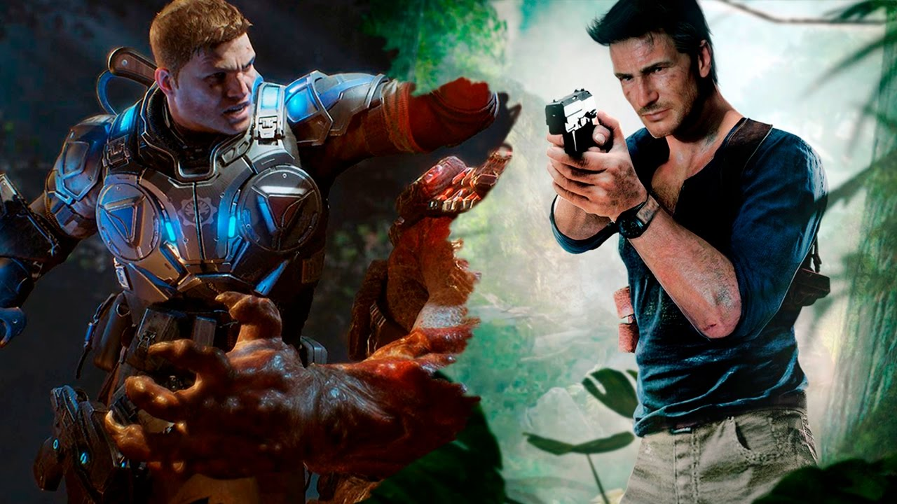 Gears of War 4 VS Uncharted 4 | Dos bestias técnicas - MeriStation ...