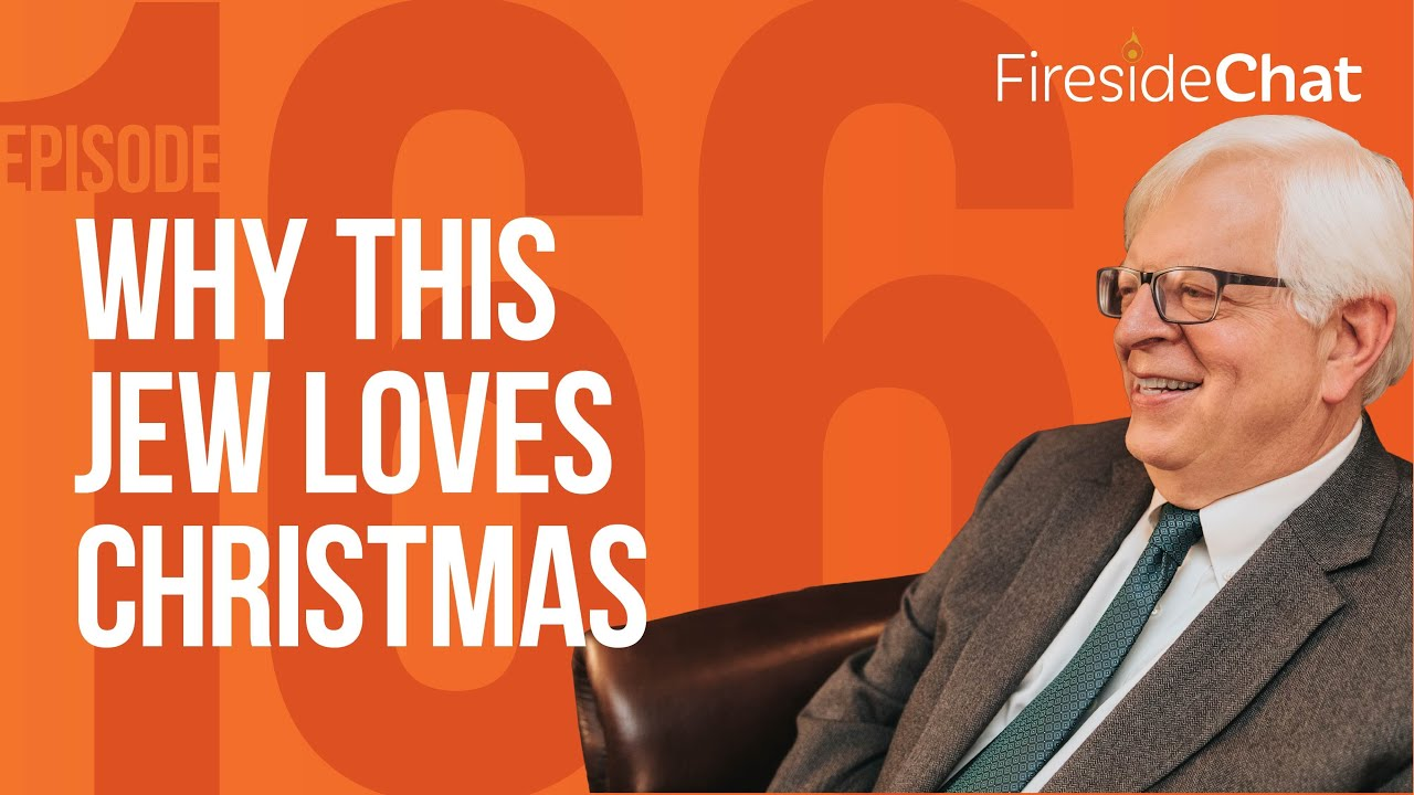 Fireside Chat Ep. 166 — Why This Jew Loves Christmas