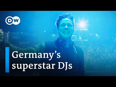 Superstar DJs - chart-topping electronic music from Germany | DW Documentary