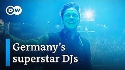 EDM star DJs: Felix Jaehn, Paul van Dyk, Alle Farben   DW Documentary