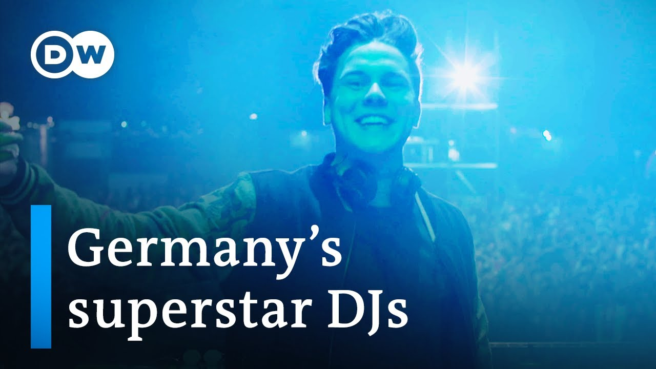 EDM star DJs: Felix Jaehn, Paul van Dyk, Alle Farben | DW Documentary