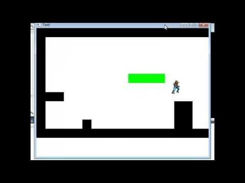 Создание игр на C++: Марио (платформер)