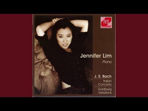 Goldberg Variations BWV 988 - Variatio 1