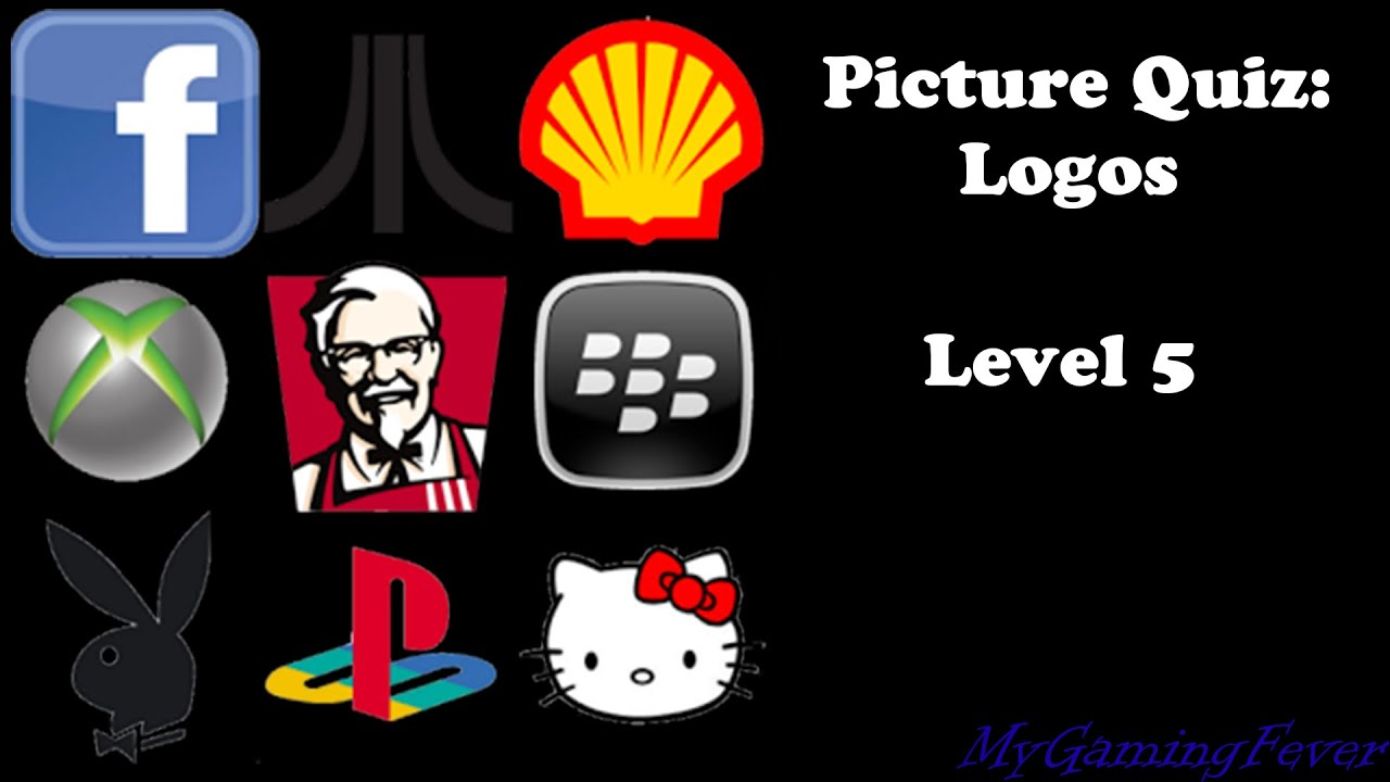 picture quiz logos level 5 answers youtube