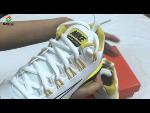 Vintage Collection: Adidas ILIE NASTASE Tennis NavyWhite Video 302
